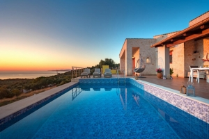 Luxury private Villa Nisaki | Private pool | VIlla in Zakynthos, Greece